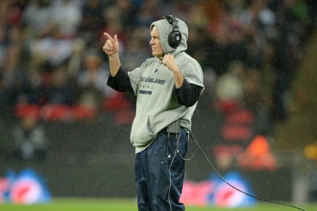Belichick's Second-Place Finish in Most Overrated NFL Coach Poll