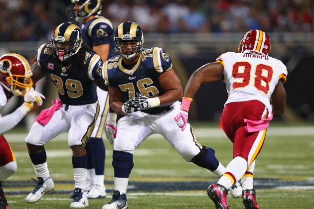 Saffold Optimistic About Playing Sunday