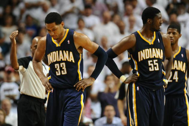 Examining Impact of Danny Granger's Injury and What It Means for Indiana Pacers