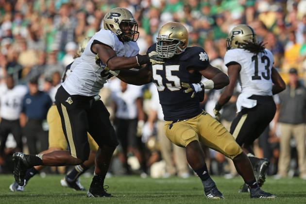 Notre Dame Football: Big Ten Is Hurting Fighting Irish's BCS Championship Bid