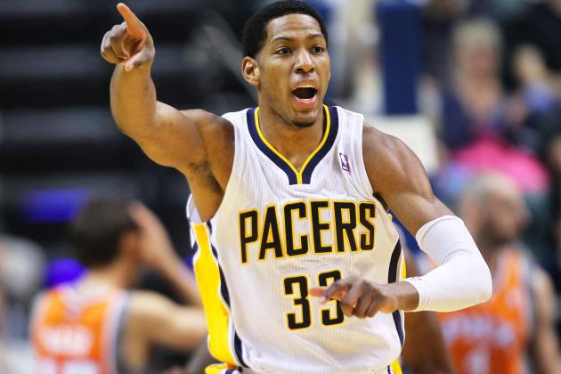 Danny Granger: Indiana Pacers Star Out for 3 Months with Knee Injury