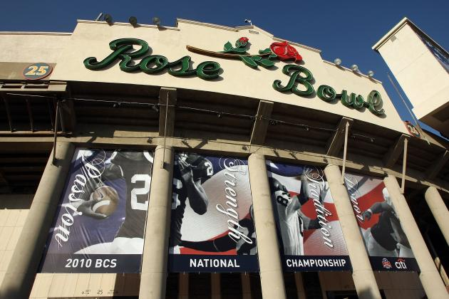 Huskers-Irish in Rose Bowl Could Be Possibility