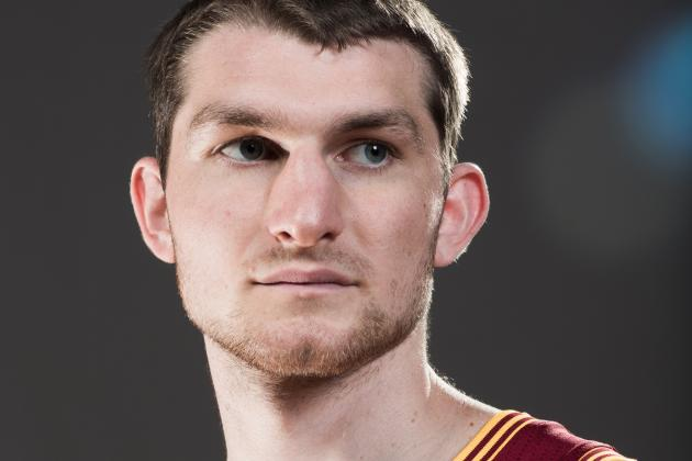 Cavs' Tyler Zeller Suffered Concussion, Fractured Cheekbone