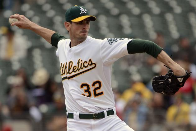 Cubs Pursuing Former White Sox Righty Brandon McCarthy, Shaun Marcum
