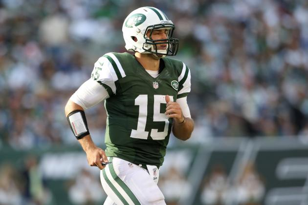 Tim Tebow: Keeping QB's Role Secret Isn't Going to Help Dreadful Jets Offense