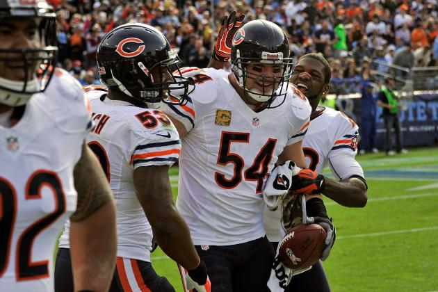 Urlacher, McManis Earn NFC Honors