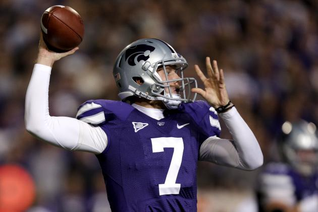 Kansas State Football: Collin Klein Will Lead Wildcats to Blowout Win vs. TCU