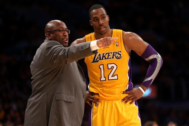 Ding: Lakers Will Give Mike Brown Time to Show His Strength
