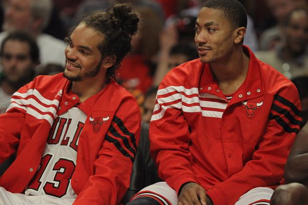 Why a Healthy Derrick Rose Will Ride Joakim Noah's Improved Offense to A Title