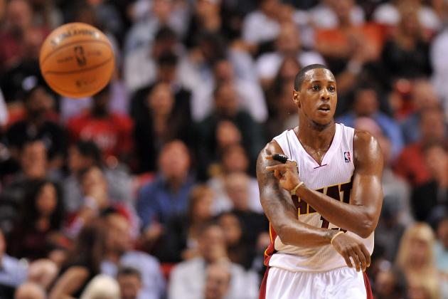 Heat's Mario Chalmers: Assists Are Up, Tongue-Lashings Are Down
