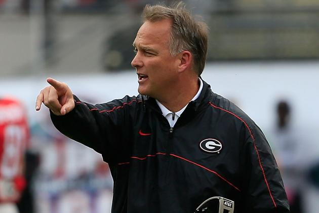 Mark Richt May Have Offseason Hip Surgery Because of an Old Swing-Set Injury