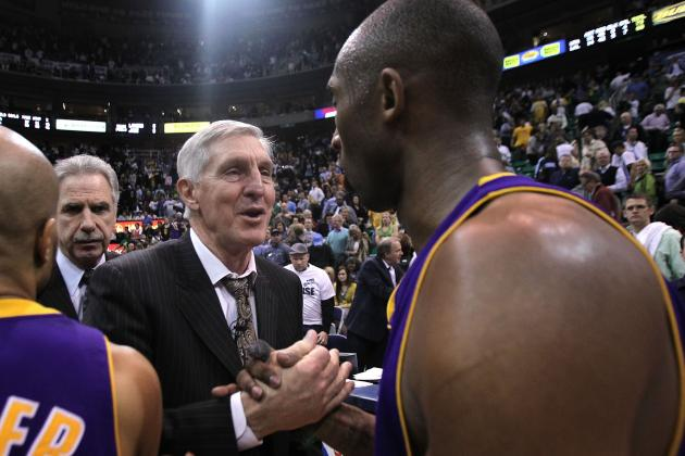 NBA News: Latest on Kobe Bryant, Jerry Sloan and More Buzz Around the League