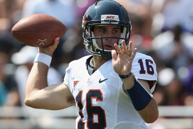 Virginia Announces Two-Game Football Series with BYU