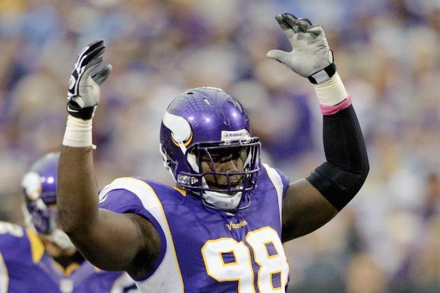 Minnesota Vikings Might Lose Letroy Guion, Regain John Carlson