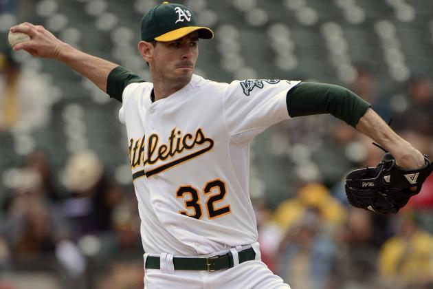 Cubs Interested in Brandon McCarthy and Shaun Marcum