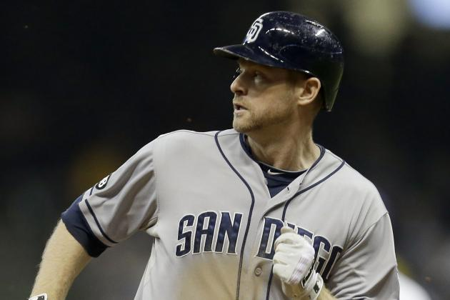 Padres Haven't Talked Extension with Chase Headley