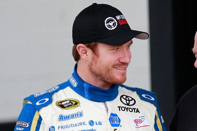 Vickers to Drive Full Nationwide Season for Gibbs