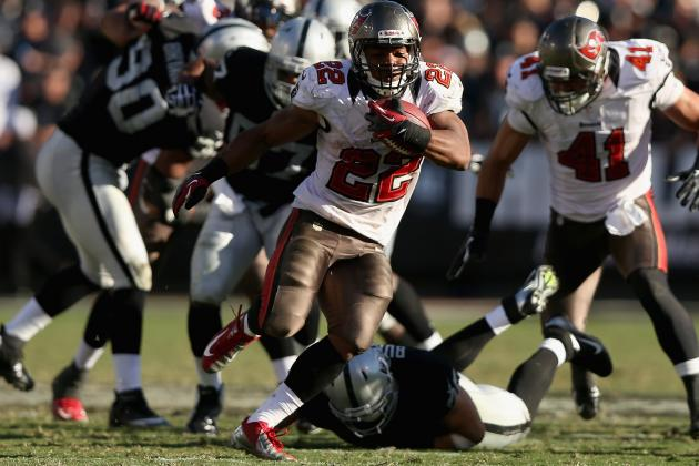 Week 10 Fantasy Football: Top 40 Tailbacks in Standard-Scoring Leagues