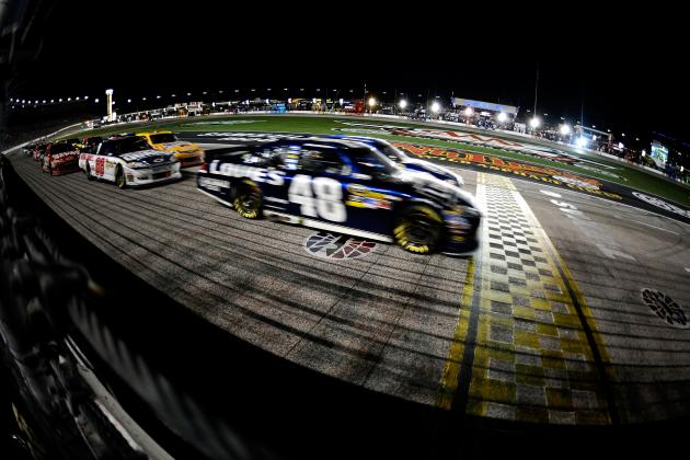 NASCAR Finds No Fault with Restarts by JJ, Kes at Texas