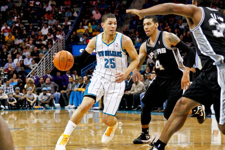 Austin Rivers Will Miss Wednesday Game Due to Sprained Left Finger