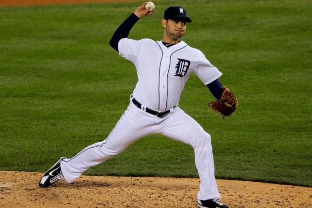 Dodgers Eyeing Anibal Sanchez