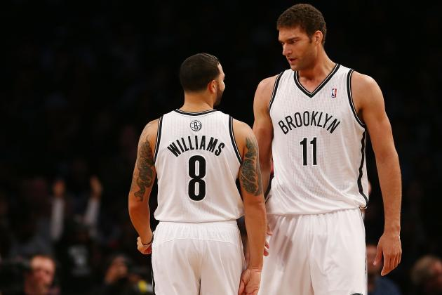 Brooklyn Nets Can't Claim Big 3 as Long as Miami Heat Have LeBron, Wade and Bosh