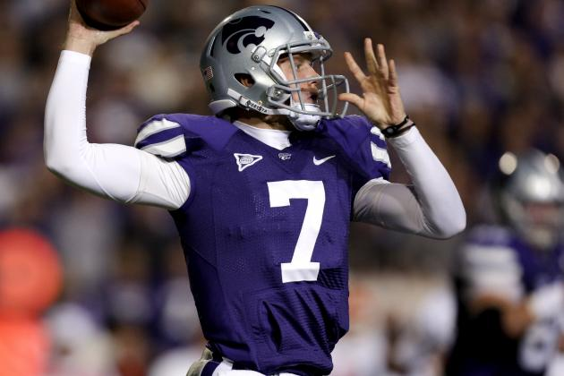 Collin Klein Injury: What to Expect from Kansas State QB in Week 11