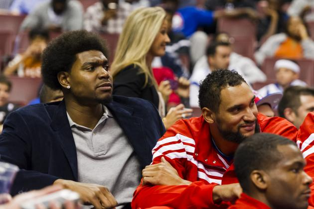 Injury-Prone Andrew Bynum Proving He's Not Franchise Star for Philadelphia 76ers