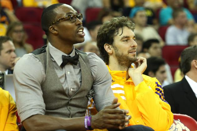 How Dwight Howard Can Space the Floor for Pau Gasol
