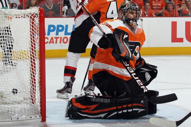 Should Philadelphia Flyers Be Concerned with Ilya Bryzgalov's Play in KHL?