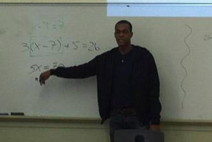 Rondo Teaches High School Algebra