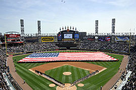 U.S. Cellular Field May Get a Name Change Next Year