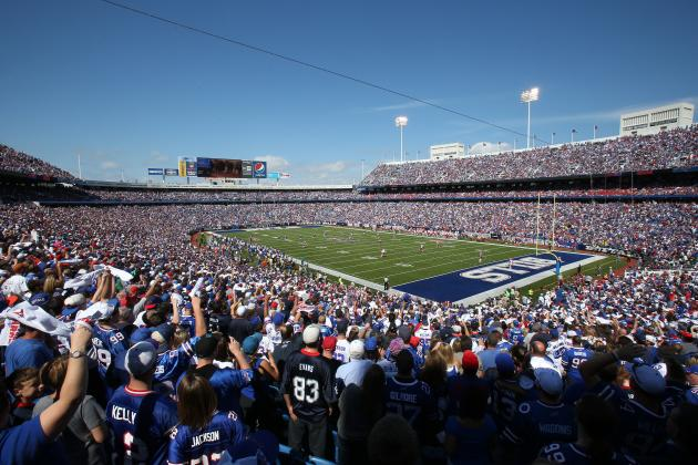 Bills 2,000 Tickets Short of Thursday Night Sellout