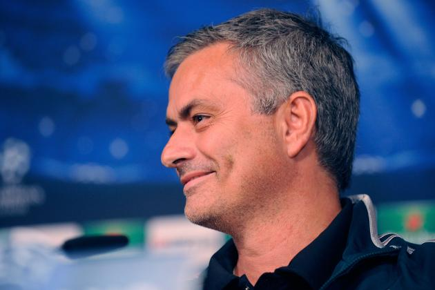 Real Madrid vs. Borussia Dortmund: Why Jose Mourinho Deserves All the Credit