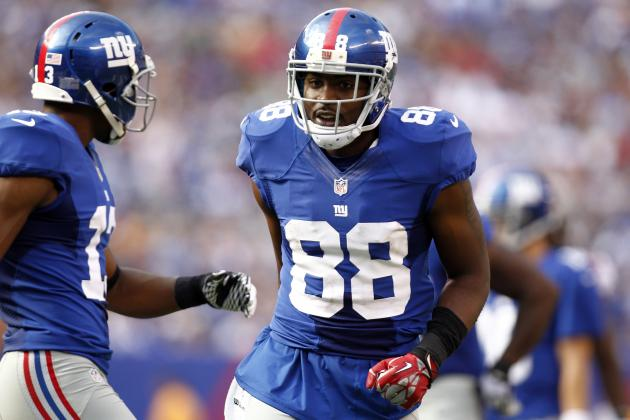 Hakeem Nicks Injury: Updates on Giants Star's Knee