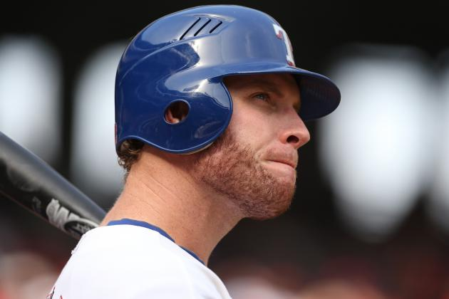 MLB Rumors: Baltimore Orioles Reportedly Targeting Josh Hamilton and Cody Ross