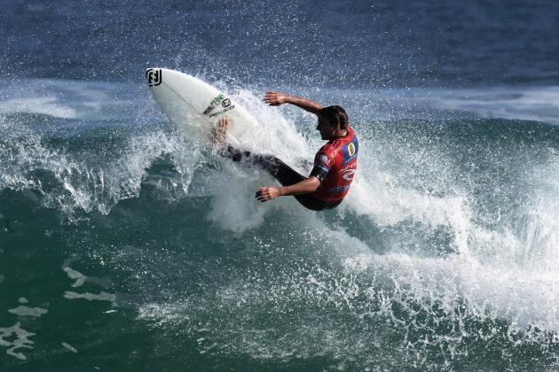 O'Neill Cold Water Classic: Kelly Slater, Joel Parkinson Falter with Title Bid