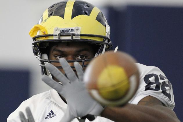 Ricardo Miller's Status with Michigan Football Team Unclear