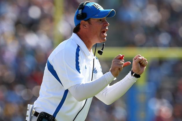 UCLA's Mora: I 'Overreacted' on Twitter Prank