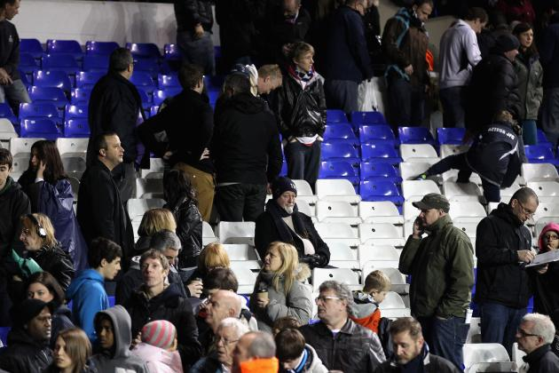 Spurs Could Face Police Complaint