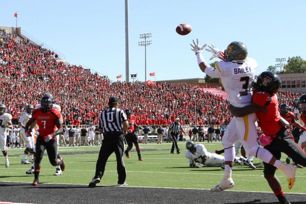 Defenses Taking Deep Ball Away from Mountaineers