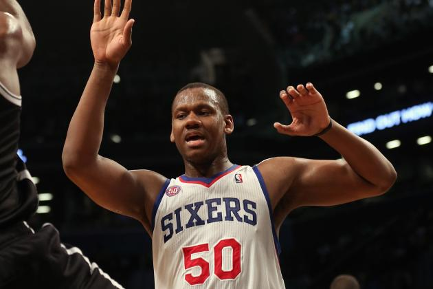 76ers' Lavoy Allen Gets over Mitt Romney Loss by Hitting on Stacey Dash