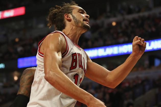 Joakim Noah Might Be Best Big in the East