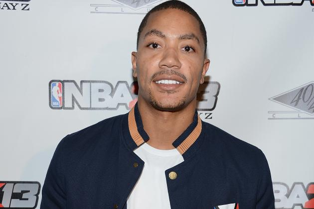 Bulls' Derrick Rose Tweets Newly-Born Baby Photos