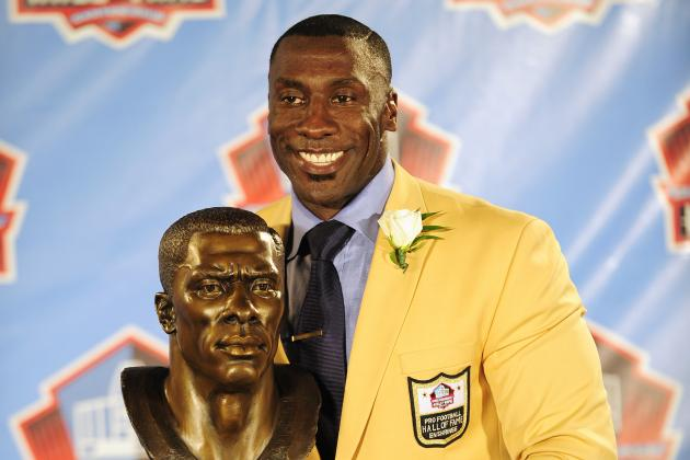 Ex-Raven Sharpe Chosen for Black College Football HOF