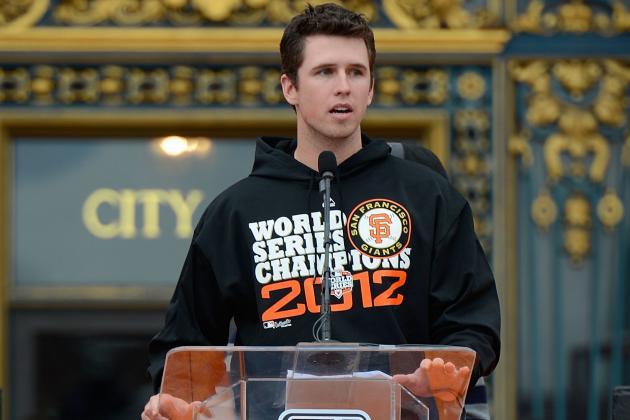 Arbitration Eligibles: San Francisco Giants