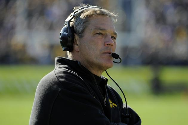 Hawkeyes Say Struggles Are Due to Lack of Execution