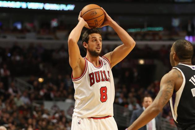 Belinelli Starting to Settle in with Bulls