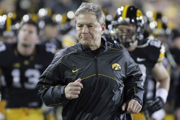 Ferentz in Win Mode, All in with Vandenberg