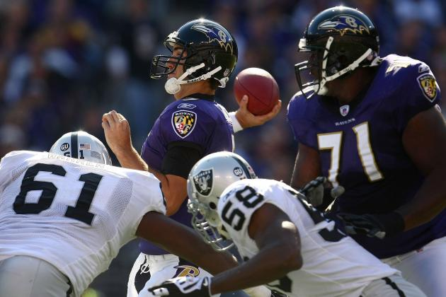 Raiders vs. Ravens: TV Schedule, Live Stream, Spread Info, Game Time and More